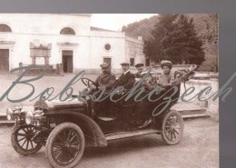 5-772 CZECH REPUBLIC 2002 Oldtimer Laurin & Klement C 1906 - 1907  - Print Skoda Auto Muzeum Made 14 Pieces - Voitures De Tourisme