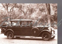 5-773 CZECH REPUBLIC 2002 Oldtimer Skoda 645 1929-1934   - Print Skoda Auto Muzeum - Voitures De Tourisme
