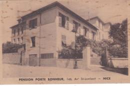 PENSION PORTE-BONHEUR/NICE (LF2) - Pubs, Hotels And Restaurants