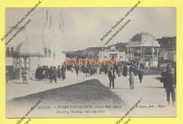 CPA Alger  **  Foire  Exposition 1921  La Salle Des Fêtes DANCING SKATING Avril Mai 1921 ** Jouve Phot TOP - Algeria