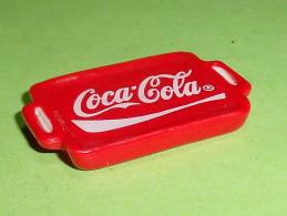Fèves / Autres / Divers / Alimentation : Coca Cola, Plateau   T44 - Charms