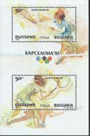 Bulgaria 1990 BF Nuovo** - Mi.211A  Yv.166 - Blocchi & Foglietti