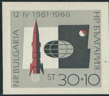 Bulgaria 1966 BF Nuovo** - Mi.19  Yv.19 - Blocchi & Foglietti