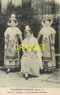 76 Rouen, Millénaire Normand, Reine De Louviers Et Ses Demoiselles D'Honneur, Carte Peu Courante - Rouen