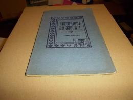 @ HISTORIQUE DU 330e R. I. Guerre 1914 - 1918 (ancien Sd) Imprimerie LECHEVREL - Français