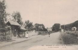 POISSY -78- ILE DE MIGNEAUX - L'ALLEE CENTRALE - Poissy