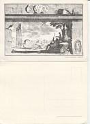 7490) CARTOLINA EDITA DA NUMISMATICA MUSCHIETTI PADOVA NON VIAGGIATA MONETE ROMANE 9 - Monete (rappresentazioni)
