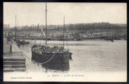 BREST 29 - Le Port De Commerce - Brest