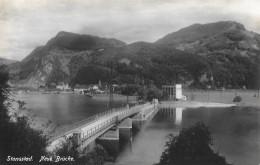 STANSSTAD → Fotokarte Von Der Neuen Brücke, Ca.1940 - NW Nidwalden