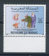 Maroc N°1305** Assemblée Mondiale Sur Le Vieillissement - Morocco (1956-...)