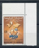 Maroc N°1308** Union Internationale Des Télécommunications - Morocco (1956-...)