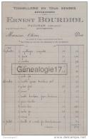 34 1087 PAULHAN HERAULT 1944 Tonnellerie ERNEST BOURDIOL à Mr OLIVIER - France