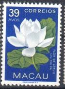 1953 Macao  Mnh 6 Euros - Macau