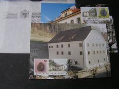 Lichtenstein 2003 Museum Vaduz 1319-1320 Michel € 4,0  MK 217