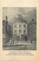 -ref M920 - Royaume Uni - Angleterre - Premiere Boutique Cooperative Des Equitables Pioniers De Rochdale - - Autres