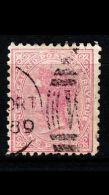 NEUSEELAND NEW ZEALAND [1882] MiNr 0054 A ( O/used ) - 1855-1907 Crown Colony