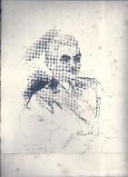 SUISSE -  SUITZERLAND - GENEVE -Gravure 1931 - Format 23 X 31 Cl Illus Oscar Lazar - Personnager à Identifier Rousseaurs - Non Classés