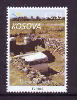 Kosovo 2016 Y Archaeological Ruins Remains MNH - Kosovo