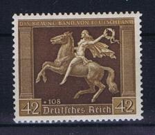 Deutsches Reich 1938 Mi 671  MNH/**/postfrisch/neuf Sans Charniere