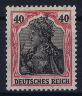 Deutsches Reich 1905 Mi Nr 90 I    MNH/**/postfrisch/neuf Sans Charniere