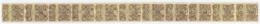 Deutsches Reich 1922 Mi Nr 231 AR  Rollenmarken Im Elfenstreifen   MNH/**/postfrisch/neuf Sans Charniere