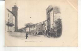 Roquebrune, La Place - Roquebrune-sur-Argens