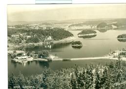 1959 Norway Sundvollen Aerial View RP Used Oslo To UK - Norway