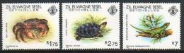Seychelles - 1983 Crustaceans/Reptiles-Crustacés-Krebstiere/Reptilien-Rettili/Crostacei  ** - Seychelles (1976-...)