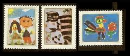 1974 - European Thought Stamps MNH Jugoslavia Mi. 1573-1575 - European Childrensmeeting [A46_906] - Idee Europee