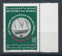 Maroc N°1356** Congrès D'Histoire Militaire - Morocco (1956-...)
