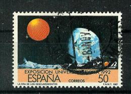 Spanien 1987: Mi.-Nr. 2759: OECD  Gest. - 1931-Heute: 2. Rep. - ... Juan Carlos I