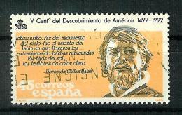Spanien 1986: Mi.-Nr. 2748: Entdeckung Amerikas  Gest. - 1931-Heute: 2. Rep. - ... Juan Carlos I