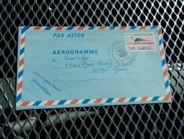 FRANCE (1984) Avion CONCORDE (3,50) - Postal Stamped Stationery