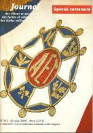 Journal Des Enfants De Troupe AET 243, Schweitzer, Corsica Coast Race, Spécial Centenaire, Décorations Officilles França - Histoire