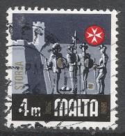 Malta. 1973 Definitives. 4m Used. SG 487 - Malta