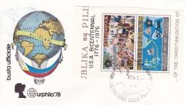 Philippines - Lettre - Filippine