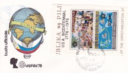 Philippines - Lettre - Philippines