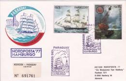 Paraguay - Lettre - Paraguay