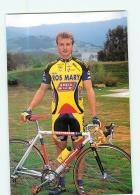Maurizio MOLINARI . 2 Scans. Cyclisme. Ros Mary 1998 - Radsport