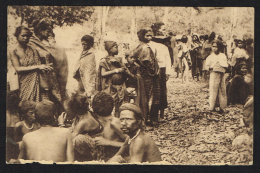 TIMOR PORTUGUÊS -  Trecho De Bazar (Mercado) - Timor Orientale