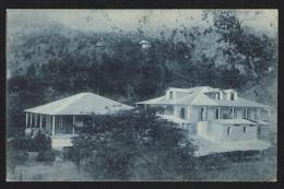 TIMOR PORTUGUÊS - A Missao De Lahane (Colegio E Residencia) - East Timor