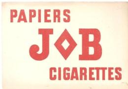 Buvard JOB Papiers JOB Cigarettes - Tabac & Cigarettes