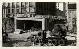 44 - NANTES - PHOTO - Rue De L´arche Sèche - Pont - Rue De Feltre - JUILLET 1956 - Lieux
