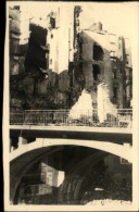 44 - NANTES - PHOTO Collée Sur Bristol - Rue De L'arche Sèche - Pont Sauvetout - Lieux