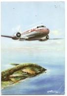 CP AVION BIMOTEUR CONVAIR LINER - LAI - 1946-....: Moderne