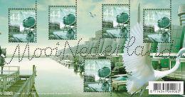 MDB-BK4-345-3 MINT ¤ NETHERLANDS 2007 BLOCK ¤ GOOS EAUTIFUL BIRDS Of The WORLD OISEAUX PAJAROS VOGELS VÖGEL