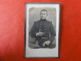 Doodsprentje WW1, WO1, Alfons Van Hool, Geboren Hallaar (Heist-op-den-Berg) 1885, Gesneuveld Ijzer 1914 - Images Religieuses