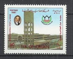 JORDAN 1987 - SAHAB INDUSTRY - MNH MINT NEUF NUEVO - Jordanien