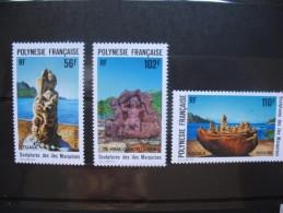 Polynésie Française   1991/1992   Timbres  Neufs ** Très  Bon état - Nuovi