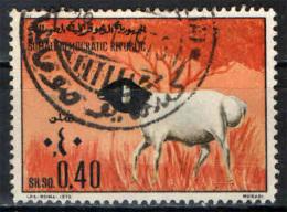 SOMALIA - 1972 - ANIMALI: PECORA - USATO - Somalia (1960-...)